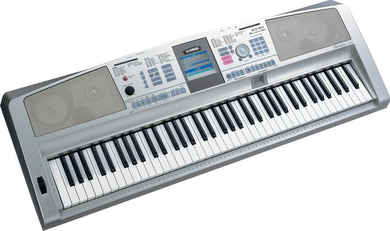 Yamaha dgx 305 1